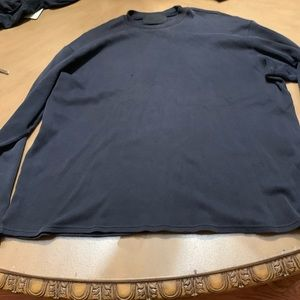 Prada Techno Long Sleeve Men's T-shirt